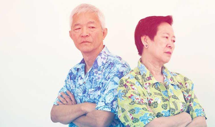 Long-Term marriage divorce